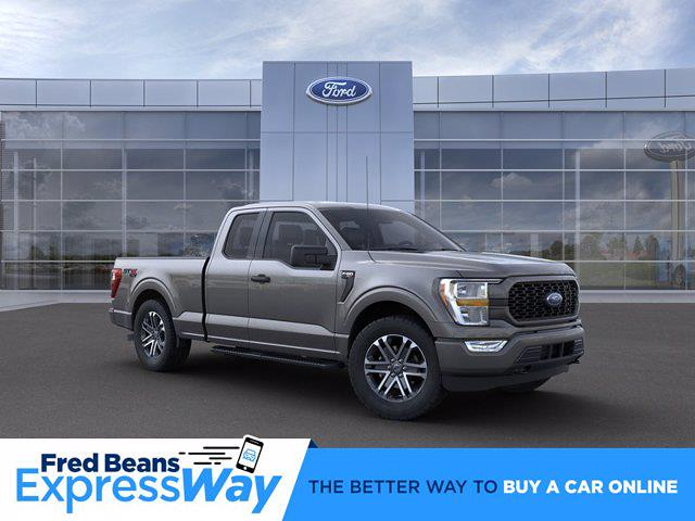 2021 Ford F-150 Super Cab 4x4, Pickup #MF1066 - photo 1