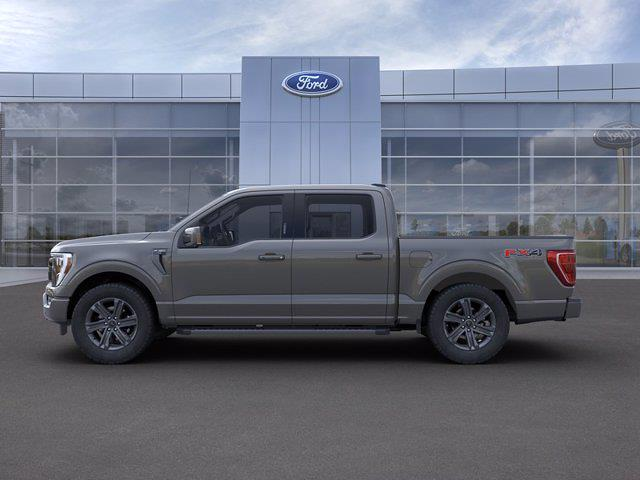 2021 Ford F-150 SuperCrew Cab 4x4, Pickup #MF1081 - photo 4