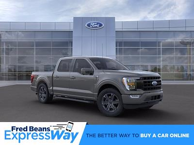 2021 Ford F-150 SuperCrew Cab 4x4, Pickup #MF1081 - photo 1