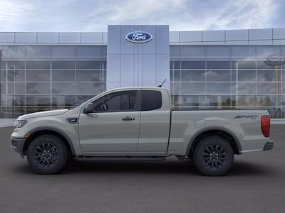 2021 Ford Ranger Super Cab 4x4, Pickup #MF1091 - photo 4