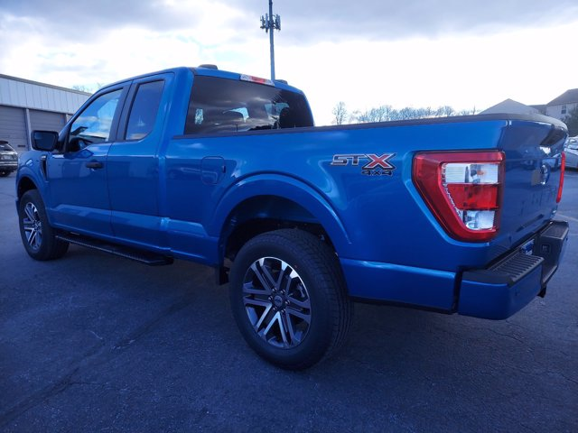 2021 Ford F-150 Super Cab 4x4, Pickup #MF1113 - photo 4