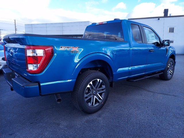 2021 Ford F-150 Super Cab 4x4, Pickup #MF1113 - photo 2