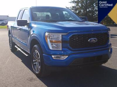 2021 Ford F-150 Super Cab 4x4, Pickup #MF1113 - photo 1
