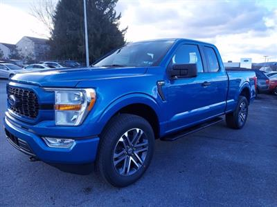 2021 Ford F-150 Super Cab 4x4, Pickup #MF1113 - photo 3