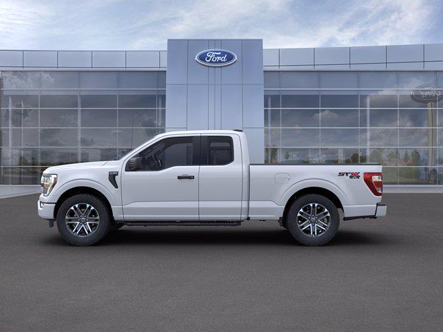 2021 Ford F-150 Super Cab 4x4, Pickup #MF1117 - photo 1