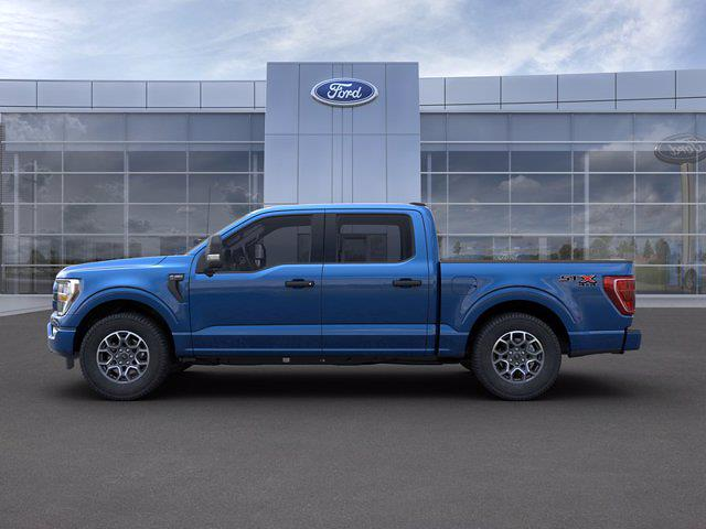 2021 Ford F-150 SuperCrew Cab 4x4, Pickup #MF1176 - photo 2