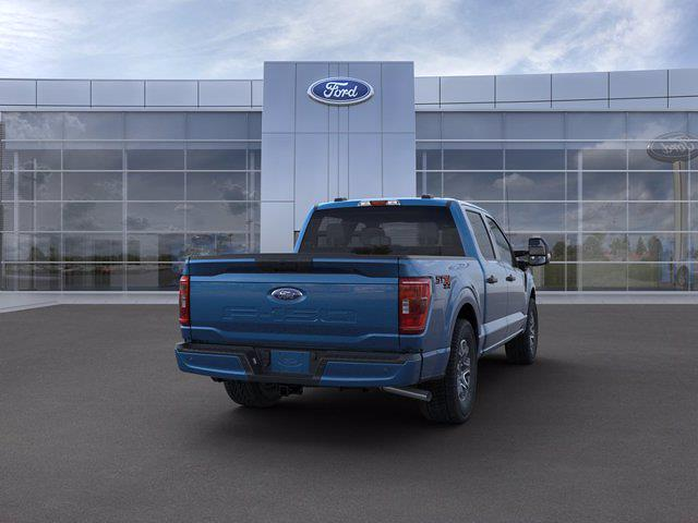 2021 Ford F-150 SuperCrew Cab 4x4, Pickup #MF1176 - photo 8
