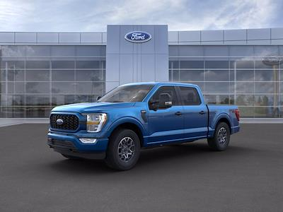 2021 Ford F-150 SuperCrew Cab 4x4, Pickup #MF1176 - photo 4