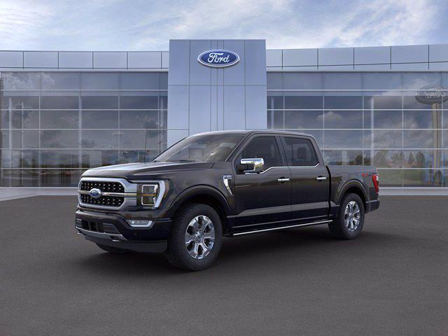 2021 Ford F-150 SuperCrew Cab 4x4, Pickup #MF1198 - photo 4