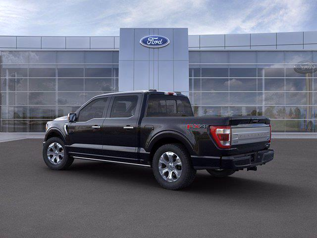 2021 Ford F-150 SuperCrew Cab 4x4, Pickup #MF1198 - photo 5