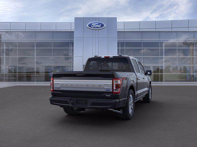 2021 Ford F-150 SuperCrew Cab 4x4, Pickup #MF1198 - photo 8