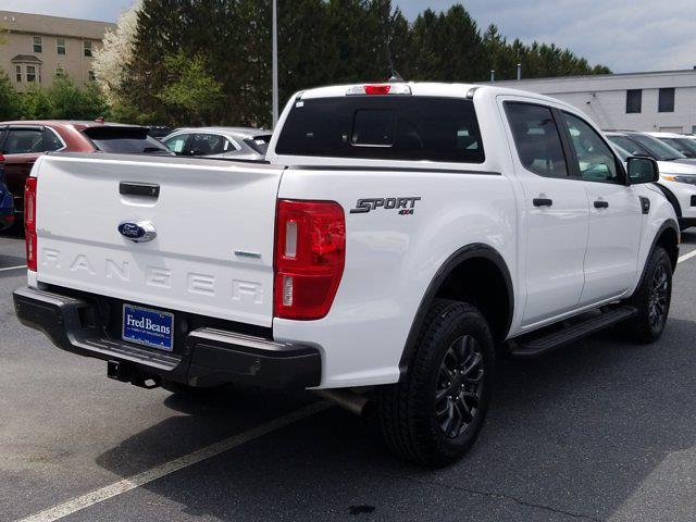 2019 Ford Ranger SuperCrew Cab 4x4, Pickup #MF1313A - photo 2