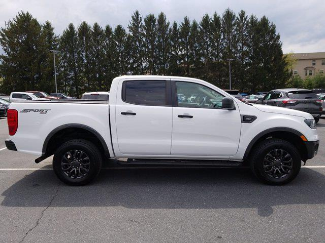 2019 Ford Ranger SuperCrew Cab 4x4, Pickup #MF1313A - photo 8