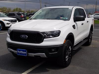 2019 Ford Ranger SuperCrew Cab 4x4, Pickup #MF1313A - photo 4