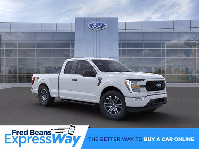 2021 Ford F-150 Super Cab 4x4, Pickup #MF1368 - photo 1