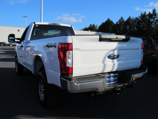 2019 F-250 Regular Cab 4x4,  Western Snowplow Pickup #MF9033 - photo 3
