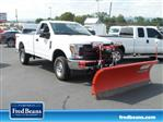 2019 F-250 Regular Cab 4x4,  Western Snowplow Pickup #MF9033 - photo 1