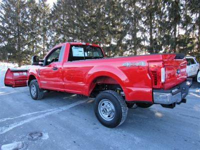 2019 F-350 Regular Cab 4x4,  Western Snowplow Pickup #MF9079 - photo 4