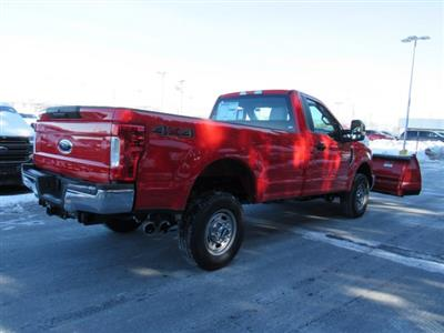2019 F-350 Regular Cab 4x4,  Western Snowplow Pickup #MF9079 - photo 2