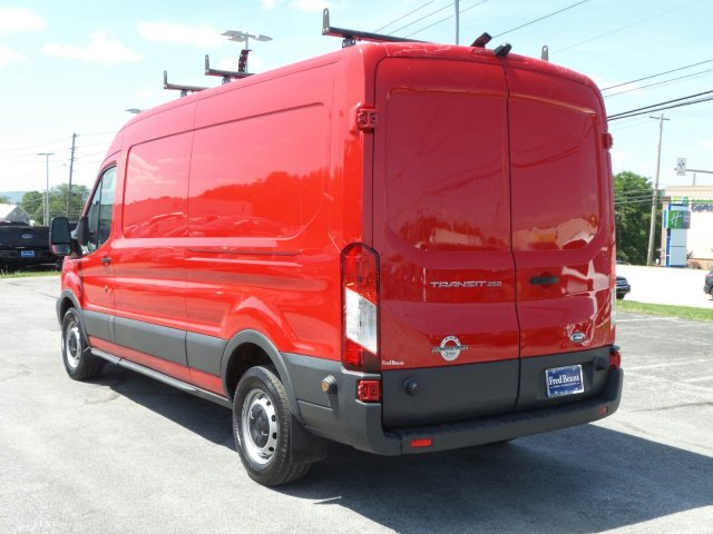 2015 Transit 250,  Upfitted Cargo Van #MF9094P - photo 6