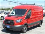 2015 Transit 250,  Upfitted Cargo Van #MF9094P - photo 4