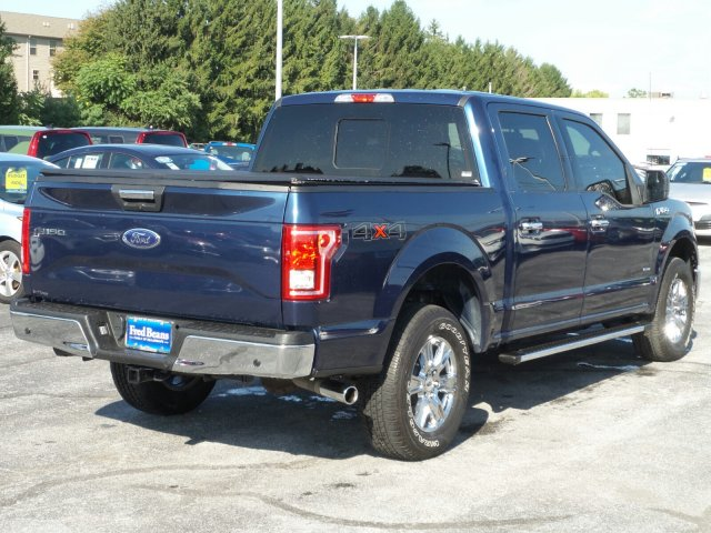 2016 F-150 SuperCrew Cab 4x4,  Pickup #MF9102N - photo 2