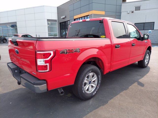 2019 Ford F-150 SuperCrew Cab 4x4, Pickup #MF91040 - photo 2