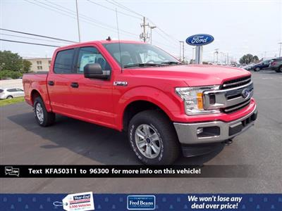 2019 Ford F-150 SuperCrew Cab 4x4, Pickup #MF91040 - photo 1