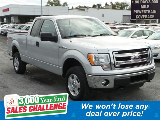 2014 F-150 Super Cab 4x4, Pickup #MF9128P - photo 1