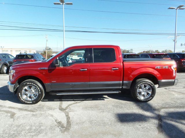 2017 F-150 SuperCrew Cab 4x4, Pickup #MF9130N - photo 5