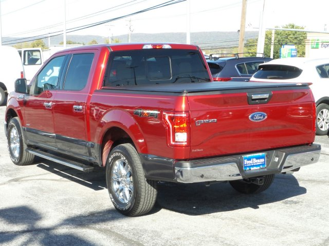 2017 F-150 SuperCrew Cab 4x4, Pickup #MF9130N - photo 6