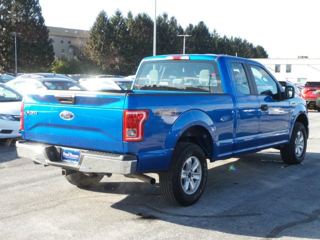 2016 F-150 Super Cab 4x4, Pickup #MF9154N - photo 1