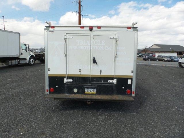2014 Savana 4500 4x2,  Service Utility Van #MF9240A - photo 7
