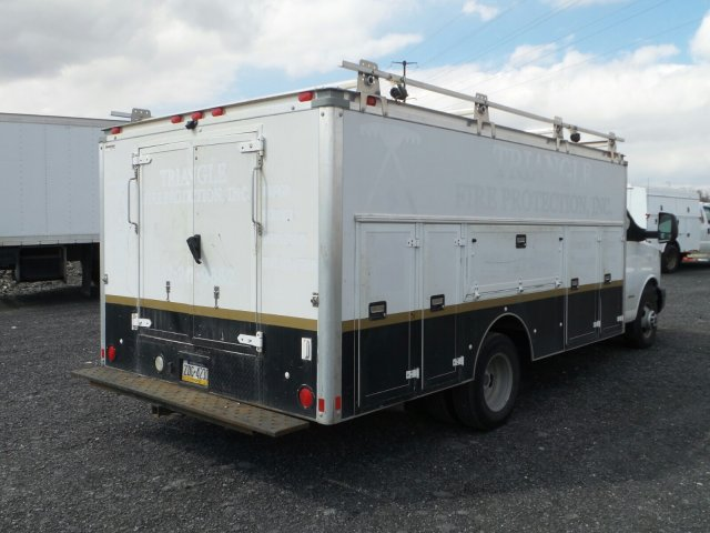 2014 Savana 4500 4x2,  Service Utility Van #MF9240A - photo 1