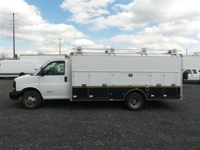 2014 Savana 4500 4x2,  Service Utility Van #MF9240A - photo 5