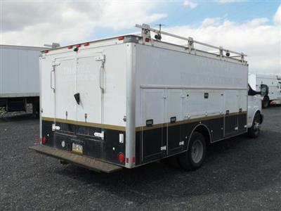 2014 Savana 4500 4x2,  Service Utility Van #MF9240A - photo 2