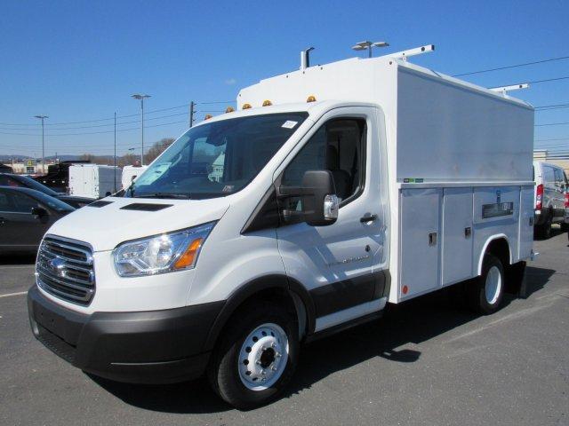 2019 Transit 350 HD DRW 4x2,  Reading Aluminum CSV Service Utility Van #MF9241 - photo 3