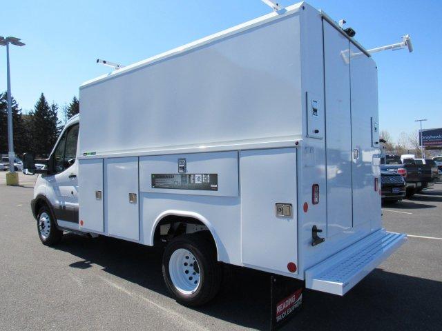 2019 Transit 350 HD DRW 4x2,  Reading Aluminum CSV Service Utility Van #MF9241 - photo 4