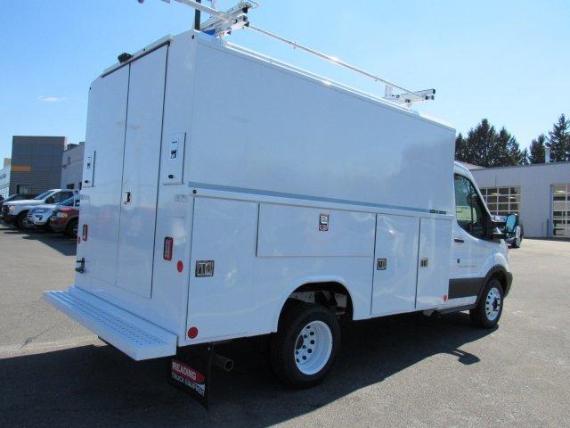2019 Transit 350 HD DRW 4x2,  Reading Aluminum CSV Service Utility Van #MF9241 - photo 2