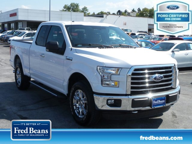 2015 F-150 Super Cab 4x4,  Pickup #MF9252G - photo 1