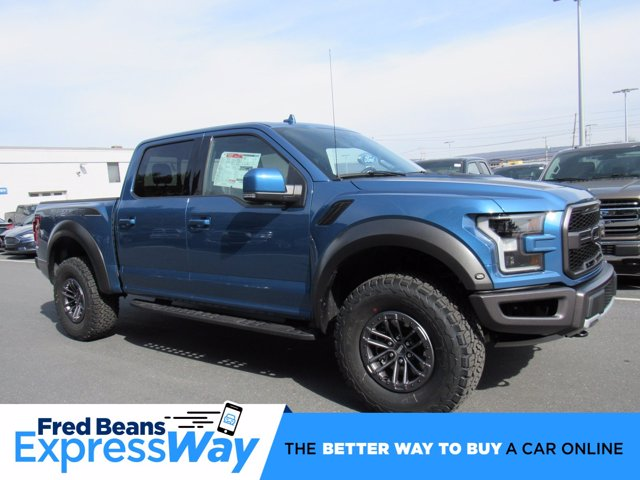 2019 F-150 SuperCrew Cab 4x4,  Pickup #MF9365 - photo 1