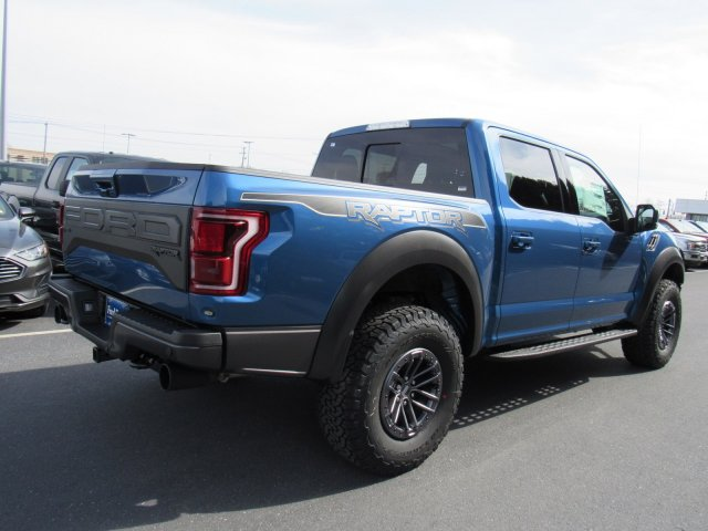 2019 F-150 SuperCrew Cab 4x4, Pickup #MF9365 - photo 2