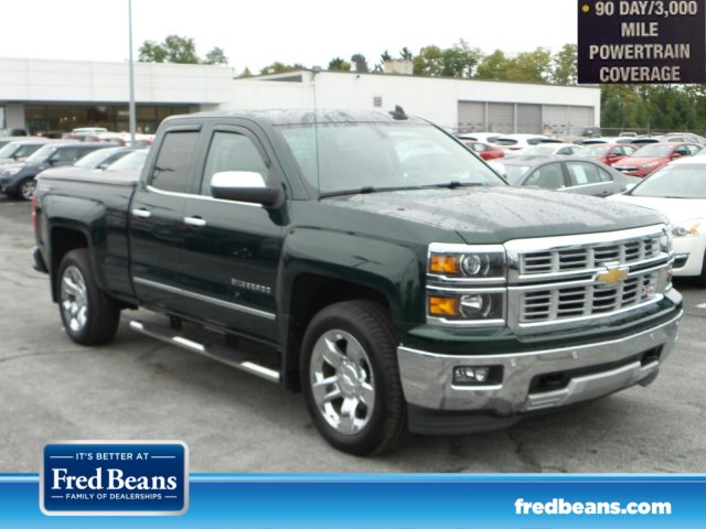 2015 Silverado 1500 Double Cab 4x4,  Pickup #MF9383B - photo 1