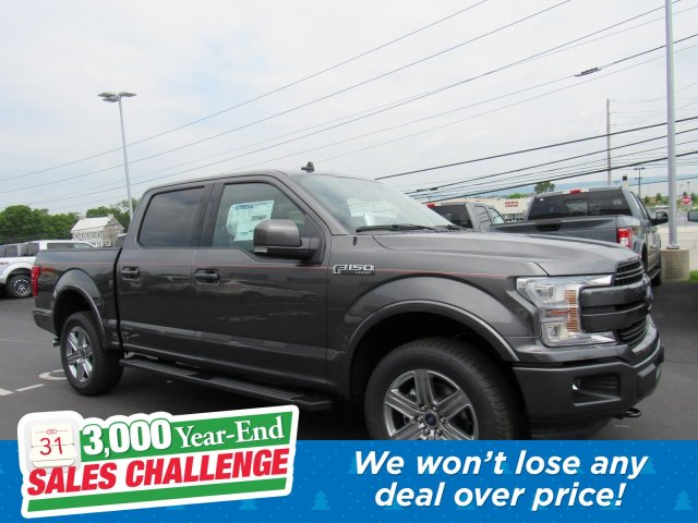 2019 F-150 SuperCrew Cab 4x4,  Pickup #MF9509 - photo 1