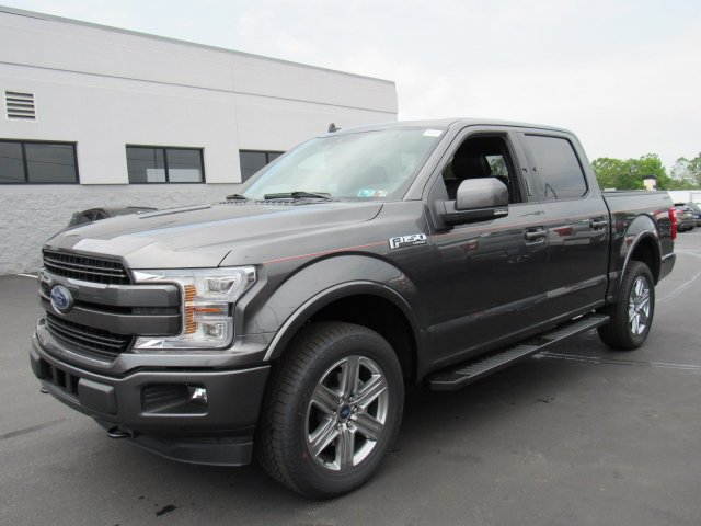 2019 F-150 SuperCrew Cab 4x4,  Pickup #MF9509 - photo 4