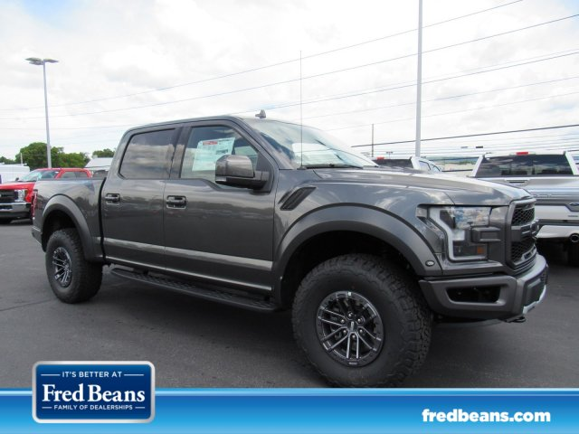 2019 F-150 SuperCrew Cab 4x4,  Pickup #MF9527 - photo 1