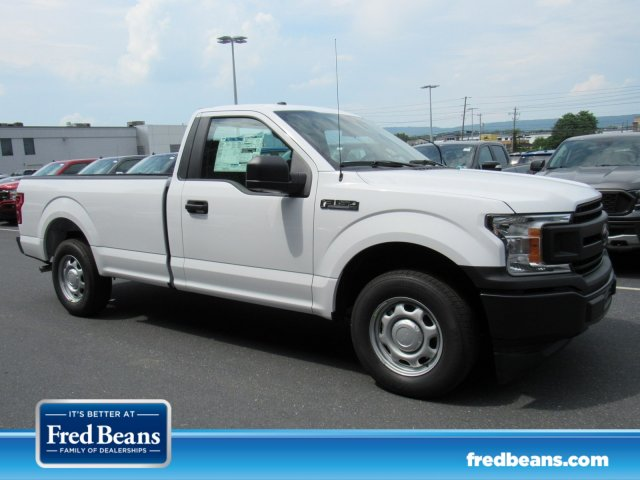 2019 F-150 Regular Cab 4x2,  Pickup #MF9631 - photo 1