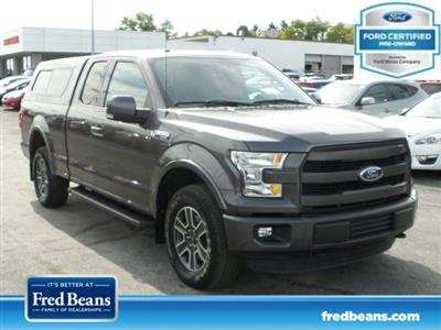 2015 F-150 Super Cab 4x4,  Pickup #MF9641A - photo 1