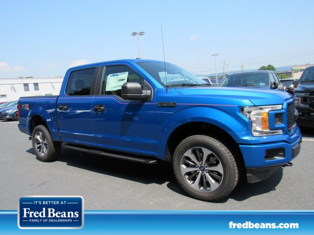 2019 F-150 SuperCrew Cab 4x4,  Pickup #MF9727 - photo 1