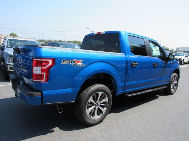 2019 F-150 SuperCrew Cab 4x4,  Pickup #MF9727 - photo 2